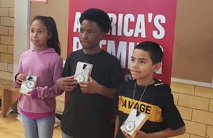 5th-Grade Plainsmen Dominated Atkins STEM Challenge