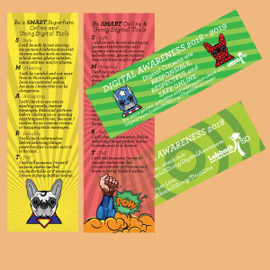 Request Digital Awareness Bookmarks