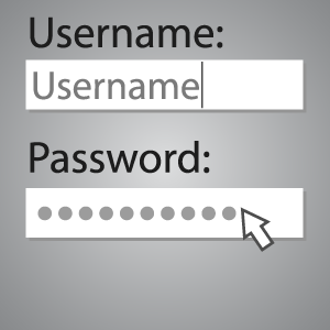 Student Username and Password Information