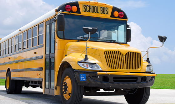 Find Your Child's Bus Route