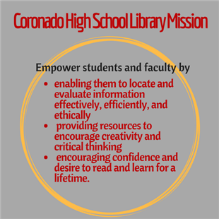 CHS library mission statement