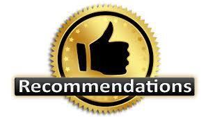 Need a great recommendation?