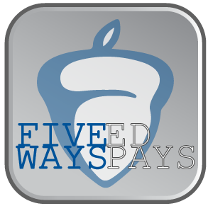 Five Ways Ed Pays - button
