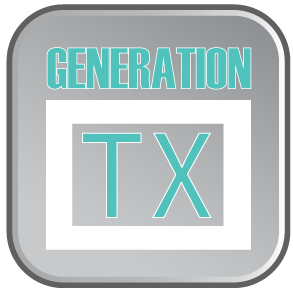 Generation TX - The College Board (button)
