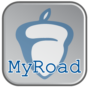 MyRoad - button