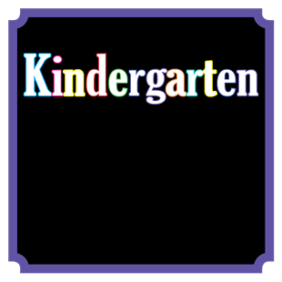 Learner Profile and more for Kindergarten