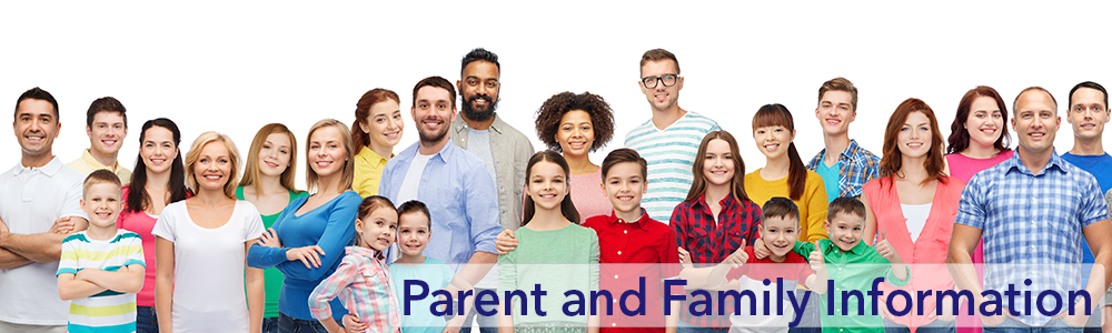 Parent and Family Information