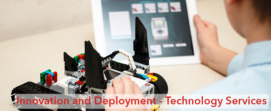 Innovation and Deployment - Technology Services