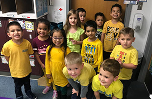 Hardwick Mustangs Support First Responders