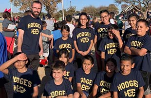 Hodges Cross Country Team