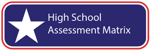 High School Assessment Matrix