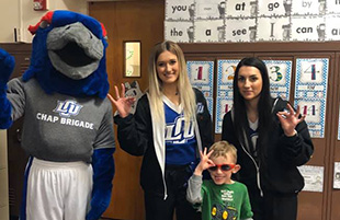 Lubbock Christian University Visits Jackson for College and Career