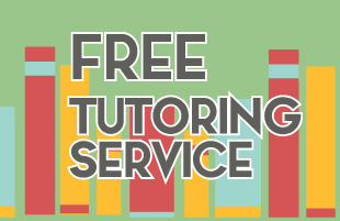 Title: Free Tutoring for Students Saturdays from 1 - 5 p.m.