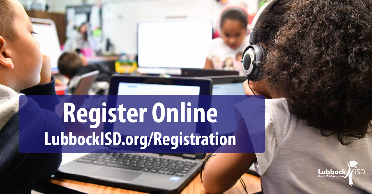 Online Registration is Happening NOW