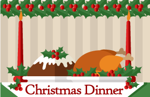 Christmas Lunch - December 13th