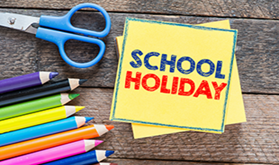 Student Holiday - Monday, October 21