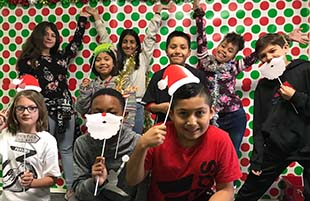 Students Enjoy Holiday Celebrations