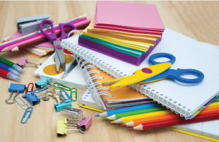 Parsons  school supply lists below under announcements!