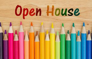 Open House Monday August 13, 2018 5:30 to 6:30