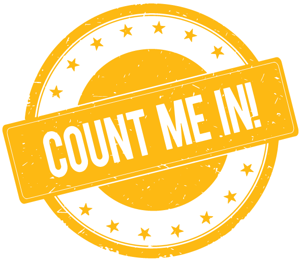 Count Me In! logo