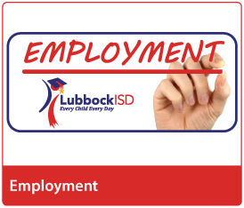 Employment with Lubbock ISD