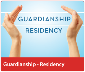 Guardianship - Residency Information