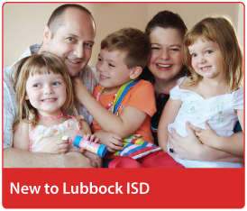 New to Lubbock ISD