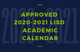 2020-2021 Approved Academic Calendar