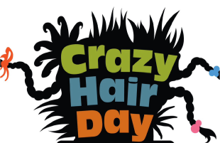 Crazy Hair Day Highlights