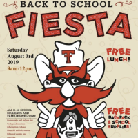 Back to School Fiesta - Texas Tech University