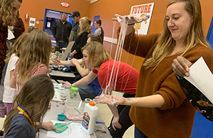 Whiteside Warriors Show Science Fair Savvy