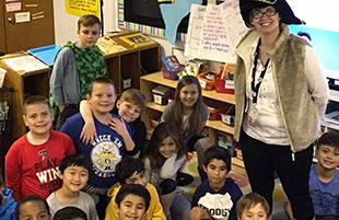 Fourth Grade Wranglers �Set Sail� on a New Unit