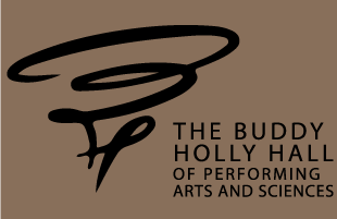 Buddy Holly Hall Logo