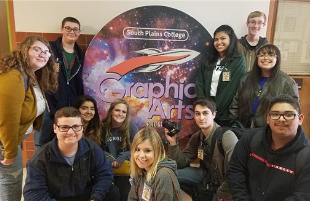 ATC Students Compete in South Plains iDigi Festival