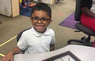 Alderson Elementary Highlights PreK Learning