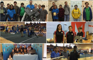 Lubbock ISD Students Advance to State Best Robotics Contest