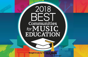 Lubbock ISD's Music Education Program Receives National Recognition