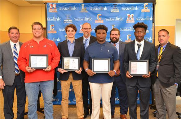 FiberMax Quality Players of the Year recognized at luncheon