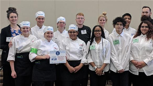First-Time Lubbock Isd Teams Compete in Prostart Contest