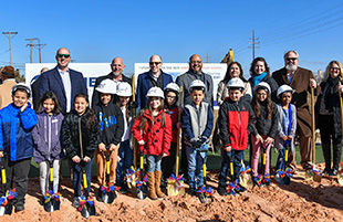 Groundbreaking for New North Elementary School
