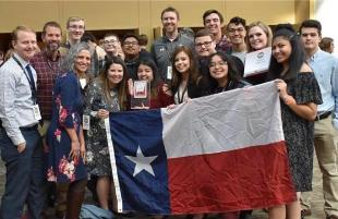 Lubbock ISD-TV wins second place at national conference