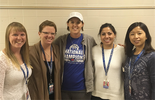 Ramirez ES Fine Arts Teachers Awarded IB Innovative Grant