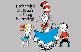 Special Guests Help Students Celebrate Read Across America Day
