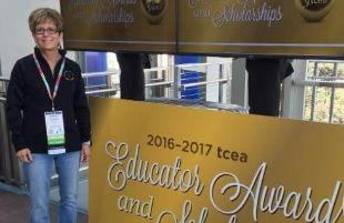 Mitchell One of Three Finalists for TCEA Award