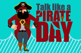 Parsons Elementary Celebrated Talk Like a Pirate Day