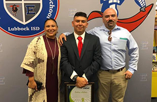 Zachary Andrews Named a Texas' Most Outstanding Youth of the Year