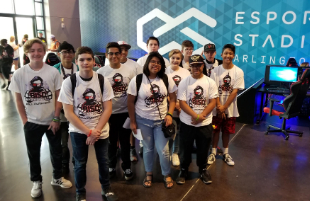 Lubbock ISD eSports Students Compete at First Event