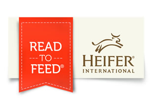 Heifer International Read to Feed
