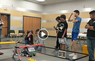 Great Performance for Irons Robotics