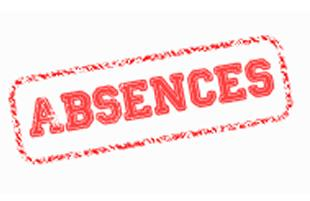 Absences image graphic